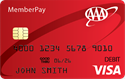 AAA Member Pay Cards